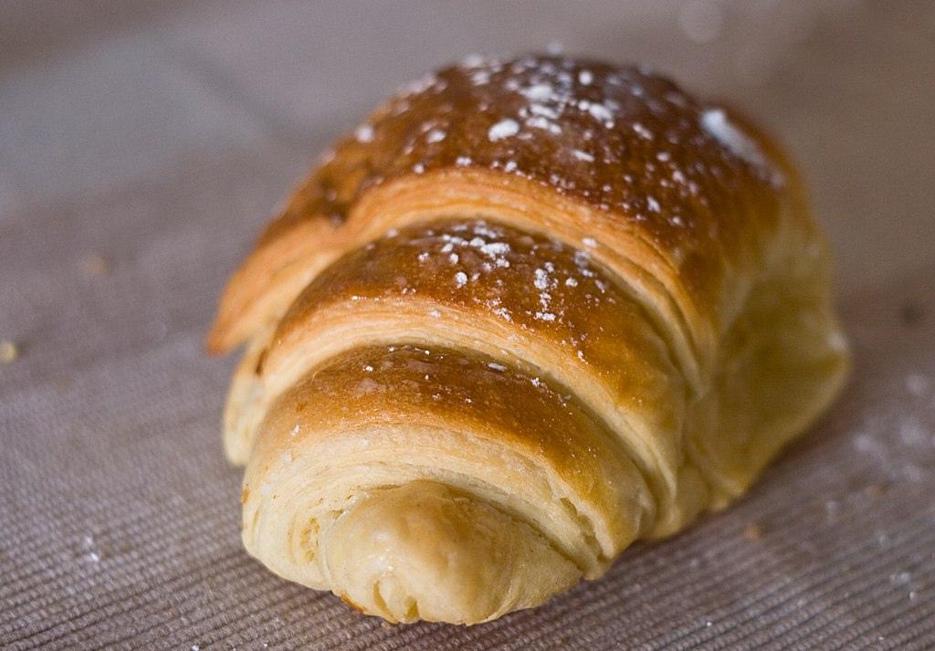 Croissant ...