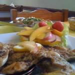 Dourada grelhada - Bico da Murtosa
