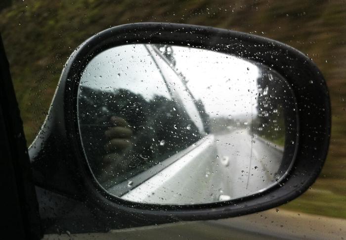 viajar com chuva